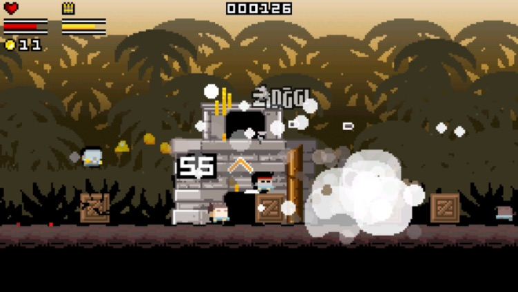 Gunslugs screenshot-1