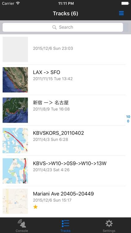 GPS-Trk 3 screenshot-3