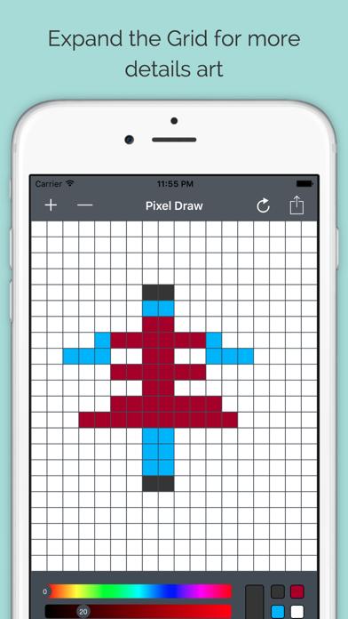 Télécharger Assurez Facile Pixel Arts Gratuit Pour Iphone