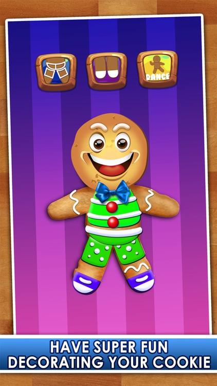 Cookie Food Maker Salon - Dessert Candy Cooking Games! screenshot-3