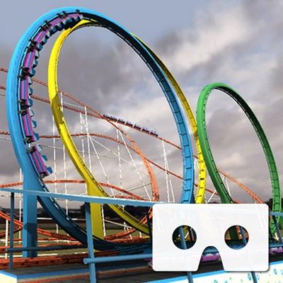 VR Roller Coaster ios app