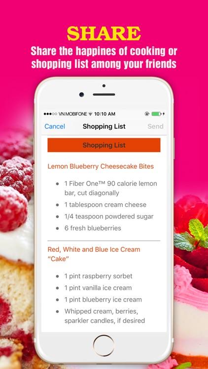 2000+ Cake Recipes Pro screenshot-4