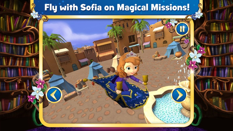 Sofia the First: The Secret Library screenshot-3