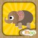 109.动物园的野生动物 - 儿童益智游戏 , 动物叫声, 图画书, 拼图游戏 (英语, 国語)
