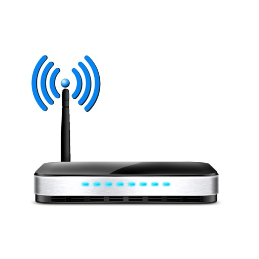 Who's connecting my router