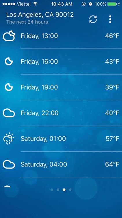 Daily Weather Forecast - Temperature, and Alerts for US and the World screenshot-4