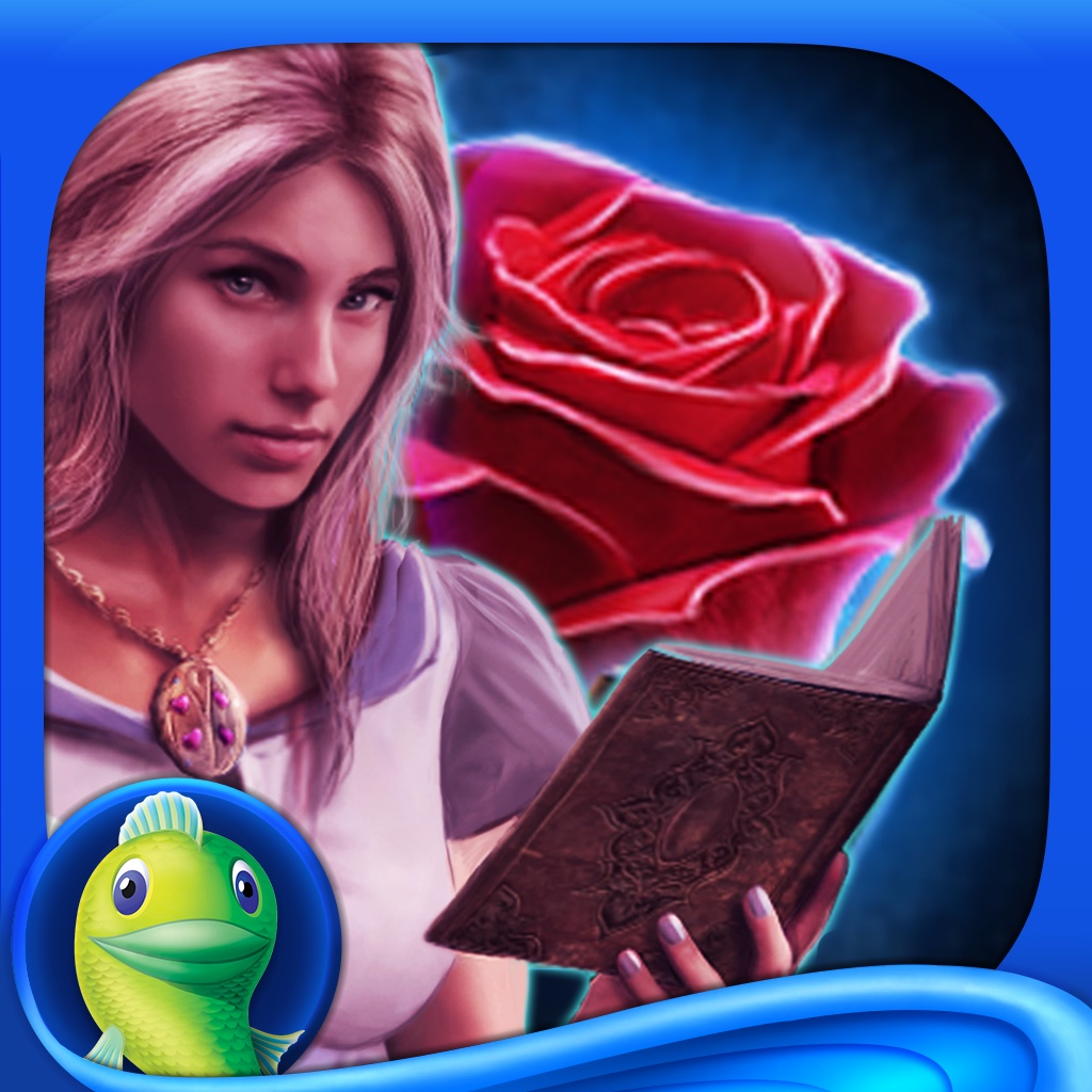 Nevertales: The Beauty Within - A Supernatural Hidden Object Mystery Game (Full) icon