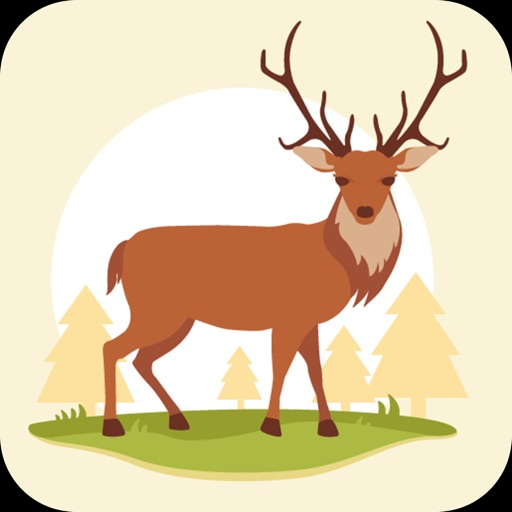 HD Deer Hunting Calls Pro - Includes Solunar Calender, Moon Phases, Detailed Weather & More