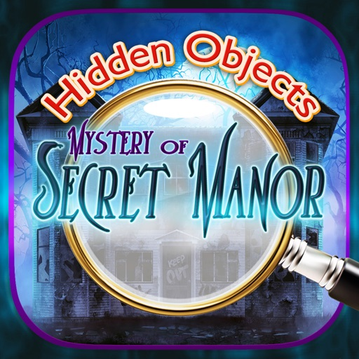 Hidden Objects - Secret Mystery Manors & Haunted Mansions FREE
