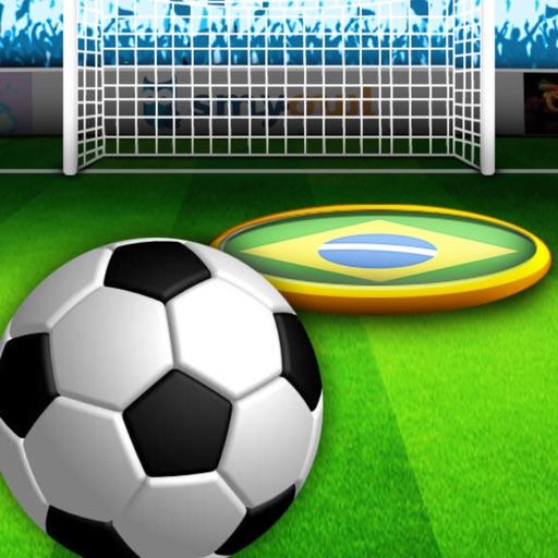 Baixar Button Soccer - Star Soccer! Jogo de botão! Soccer League! Futebol de Botão! para iOS