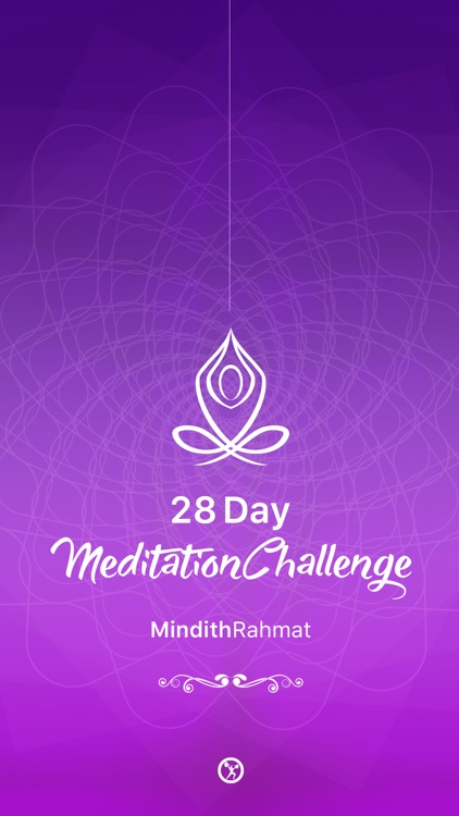 28 Day Meditation Challenge screenshot-0