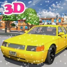 Real Taxi Parking Simulator