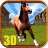 馬シミュレータ - ワイルドアニマル乗馬シミュレーションゲームはリアルな3D農場フィールドで楽しむために