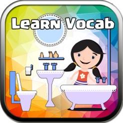 Preschool Tk Permainan Belajar Gratis Kamar Mandi Membaca Dan