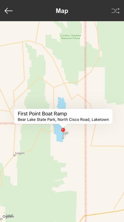 Utah Boat Ramps screenshot-3