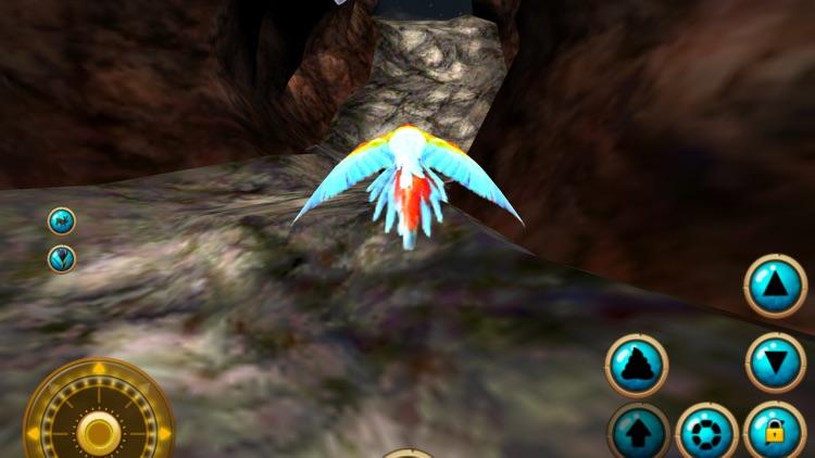 Parrot Simulator 3D