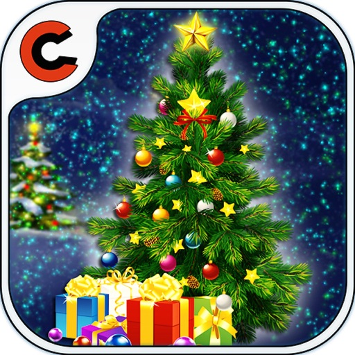 christmas tree design and decoration iOS App