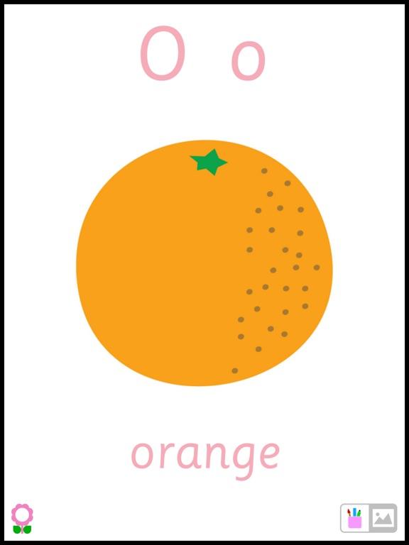 A for Apple (Alphabets Flashcards for Preschool Kids)-ipad-3