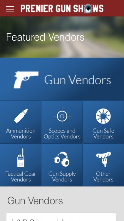 Premier Gun Shows screenshot-3