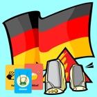 flashcard tedesco -phonics lettura giochi educativi per i bambini icon