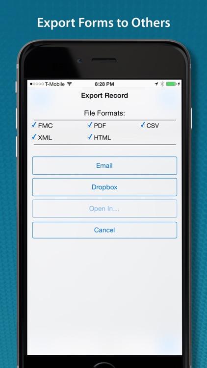 FormConnect screenshot-4