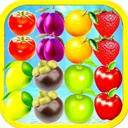 Fruit Bubble Shooter - Relaxing Level Based Classic Fret Puzzle Game Free