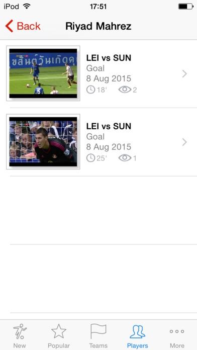 Футбол! Все видео голы Европейских чемпионатов Скриншоты6