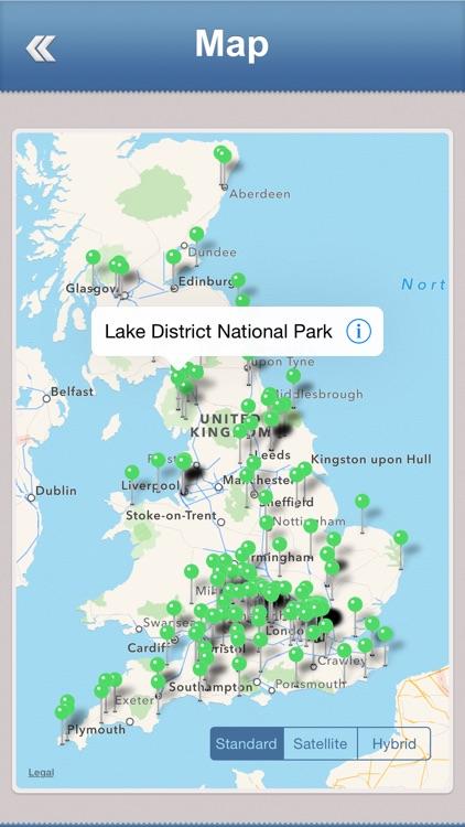 United Kingdom Offline Travel Guide screenshot-3