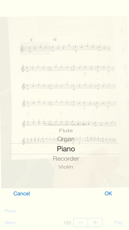 Sheet Music Scanner screenshot-3