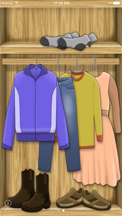 iDress for Weather screenshot-3