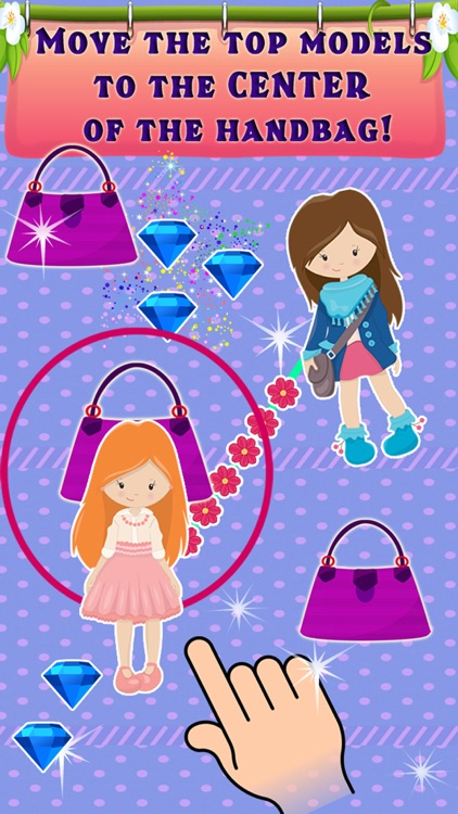 Top Model Adventure - American Fashion Show Party Game for Girls