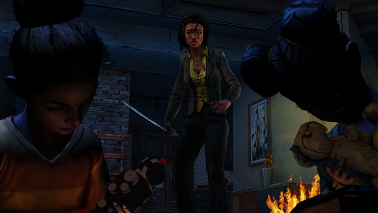 The Walking Dead: Michonne - A Telltale Miniseries screenshot-4