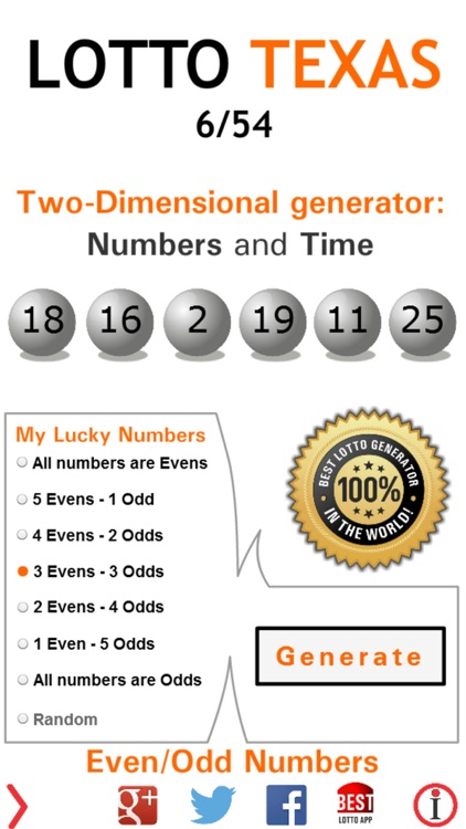 Lotto Winner for Texas Lottery screenshot-4