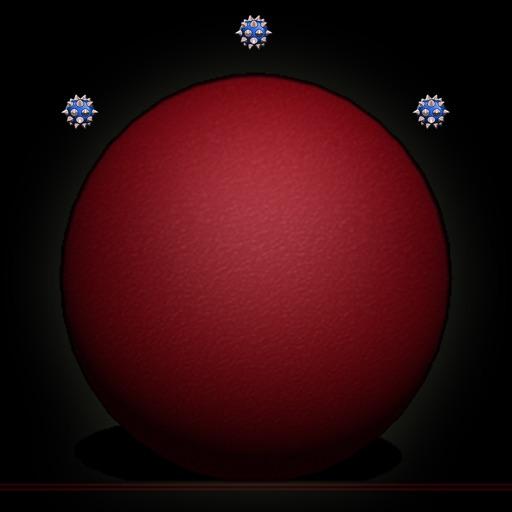 Ball Dodge Saga 3D : Running with Spikes