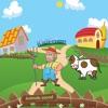 Thế giới nông trại của bé - Bài học đầu tiên cho bé về nông trại!