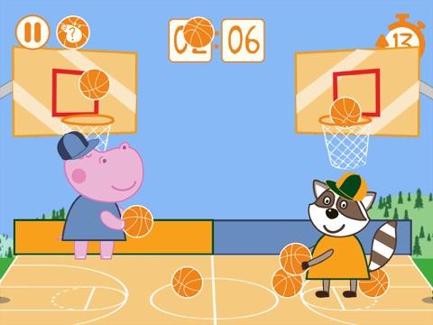 Скачать Детский баскетбол