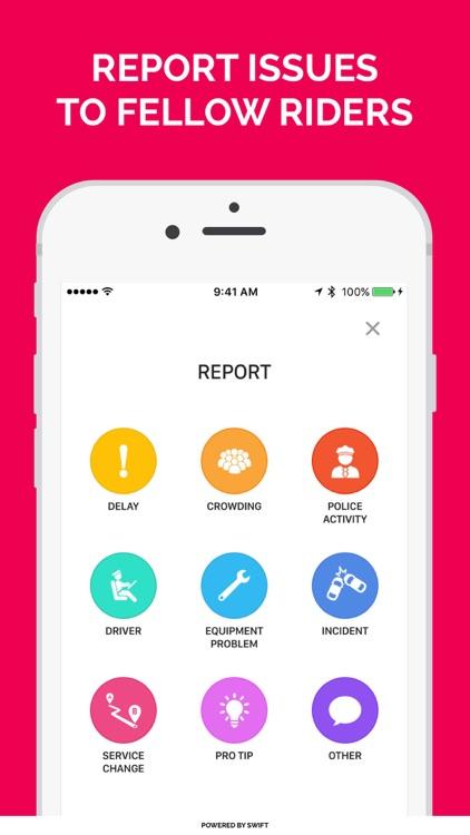 Swiftly: Real-Time Transit App screenshot-3