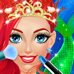 Little Ocean Princess - Mermaid Makeover
