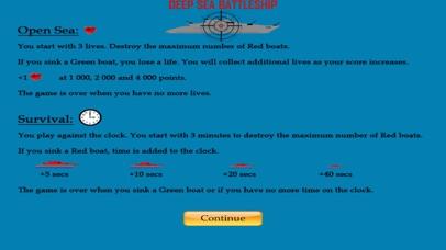 Deep Sea Battleship screenshot four