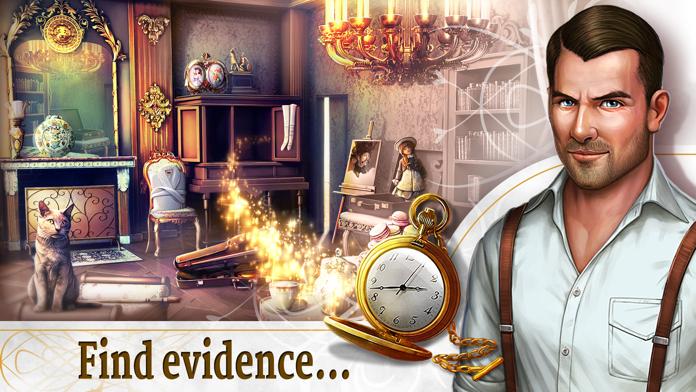 Hidden Agendas: The Lionheart Mystery Screenshot