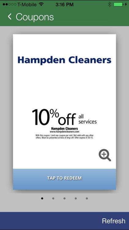 Hampden Cleaners