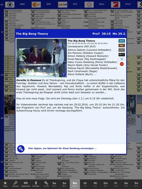 TV PRIMETIME - TV Programm screenshot-3