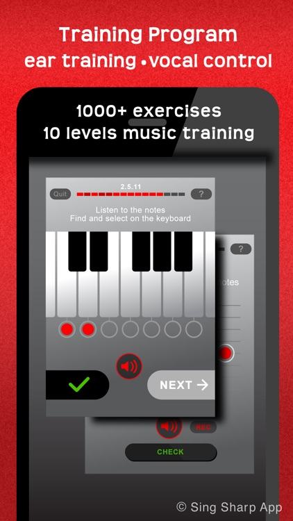 Sing Sharp, Learn to Sing – Vocal Exercise, Warm-Up, Ear Training, and Singing Lesson