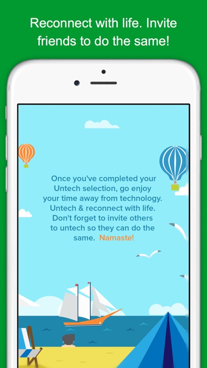 Untech - Reconnect With Life screenshot-4