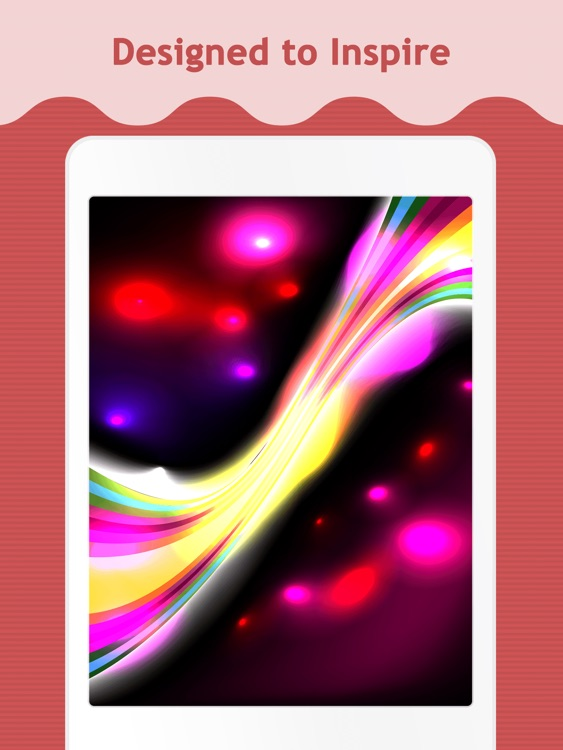 Glow Backgrounds HD for iPad