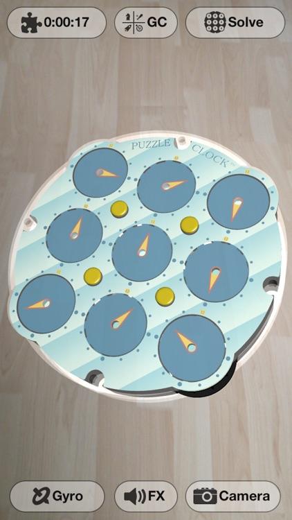 Puzzle Clock