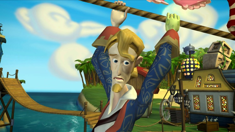 Monkey Island Tales 1 HD screenshot-4