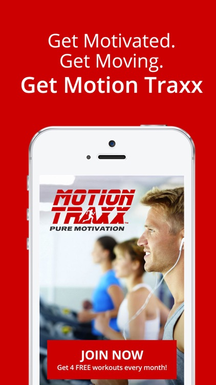 Motion Traxx: HIIT Workouts screenshot-4