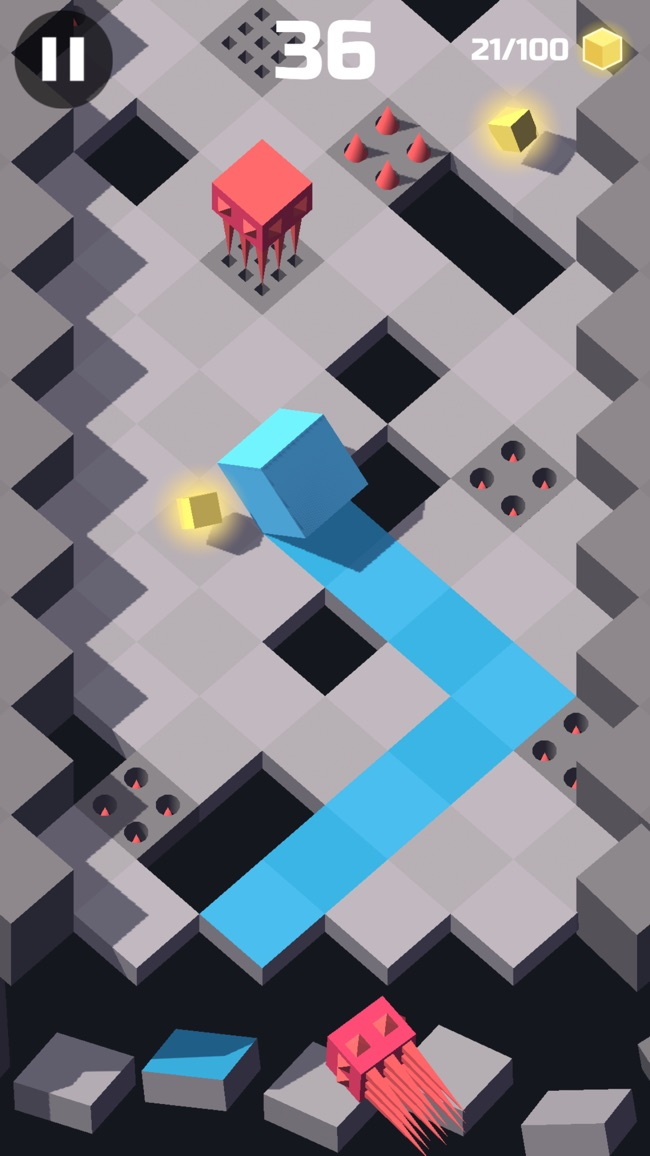 Adventure Cube Screenshot