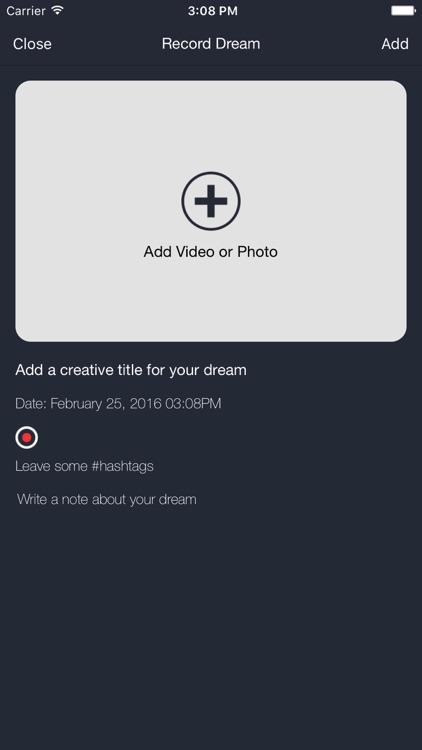 Dream Catcher App By OnFlyDevelopment LLC Best Dream Catcher App